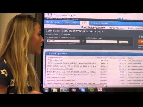 Erin Cullen - Email Segment Builder Demo
