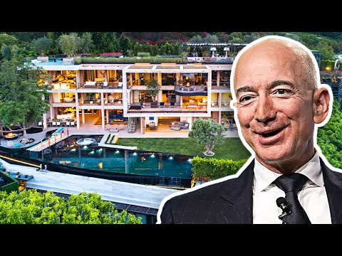 Како изгледаат луксузните домови на милијардерот Џеф Безос?