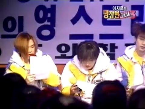 강타(Kangta).H.O.T. 3집.SBS 기쁜 우리 토요일 中 스타 이런모습 처음이야 몰래카메라