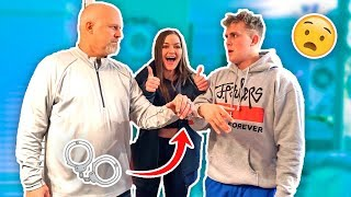 24HR'S HANDCUFFED TO MY WIFES DAD.. {HONEYYY NOOO}