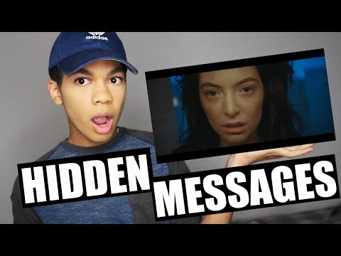 10 Hidden Messages In Lorde's 'Green Light'