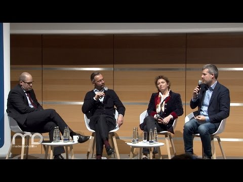 "Diskussion: Die TV-Agenda - ""Medienindustrie 4.0"""
