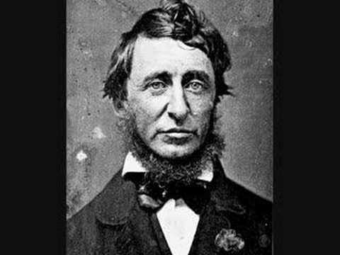The philosophical ideologies and civil disobedience of henry david thoreau