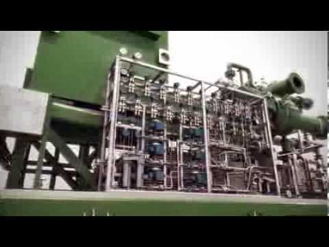 Process Gas Animation