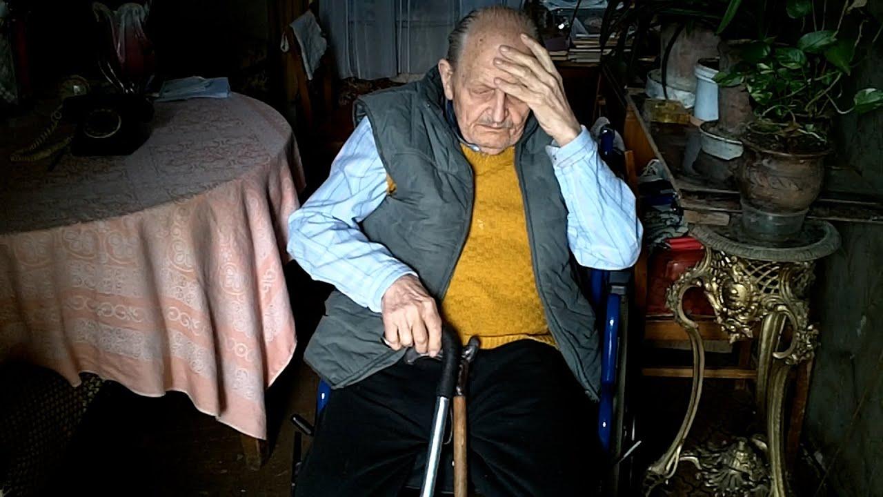 День Победы: ветеран в Тбилиси живет без газа и санузла
