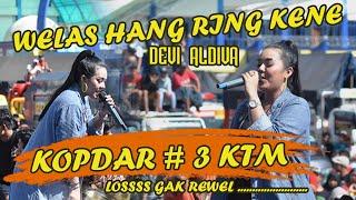DEVI ALDIVA  WELAS HANG RING KENE. KOPDAR #3 KTM ( KOMUNITAS TRUCK MALANG