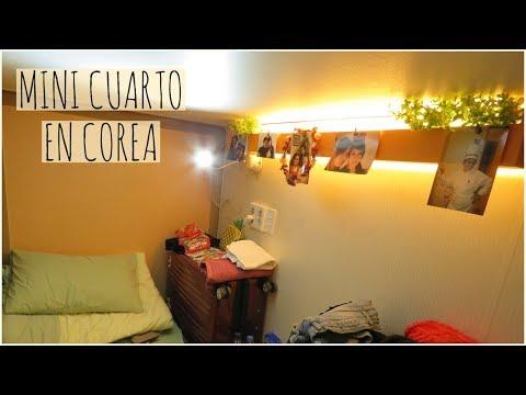 ¡¡MI CUARTO DE 1X1.5M EN COREA!! (Día 01) DTTV 420 ♥ #DTEC