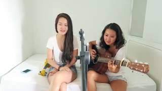 Never be like you- Flume | Cover by Joyce and Lucia