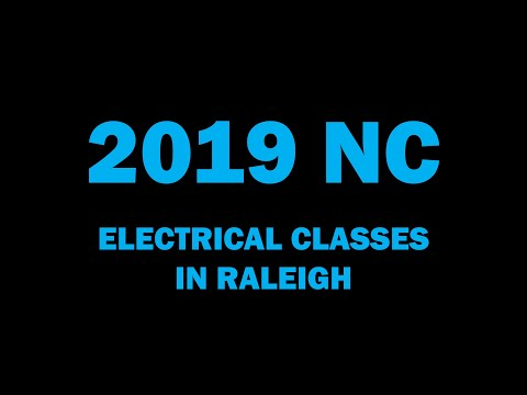 The $100 Classroom CE Event with Don Hursey! Get 16 Hours For $100. NC Electrical Continuing Education for North Carolina Electricians' Electrical License Renewal.