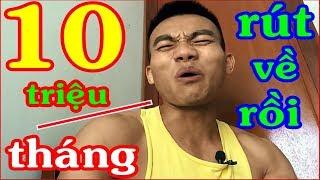 Cách Kiếm 10 Triệu Trên Điện Thoại Mỗi Tháng | Kiếm Tiền Online