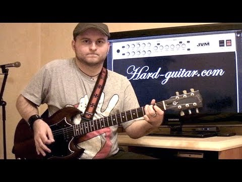 Bloodhound Gang Fire Water Burn Guitar Lesson How To Play