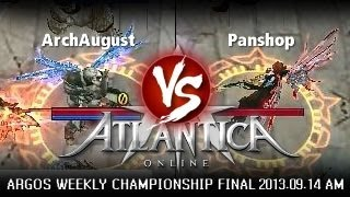 AR Weekly AM Final 2013-09-14: Panshop vs. ArchAugust