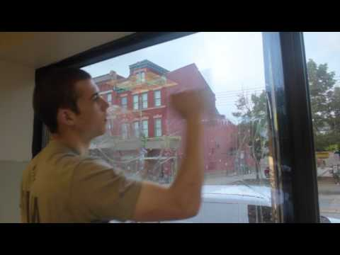 U.S. Film Crew: Window Film Installation for residential & commercial projects