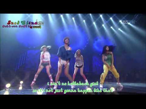 090816 SNSD - Best Sexy Dance (金晶恩的巧克力)