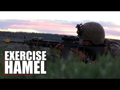 Exercise Hamel | Cultana Training Area