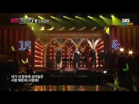 SBS [KPOPSTAR3] - 시즌1 우승자 박지민(15&) 신곡 공개, '티가 나나봐'