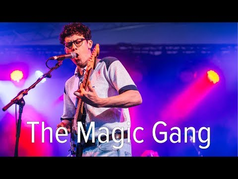 Huw Stephens Interviews The Magic Gang | Latitude Festival 2017