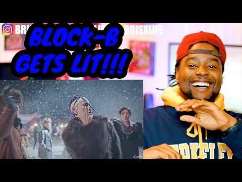 BLACK GUY REACTION to Block B - Shall We Dance MV | 블락비