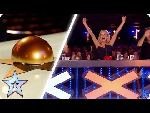 Amanda Holden's BEST GOLDEN BUZZERS | Britain's Got Talent