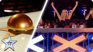 Amanda Holden's BEST GOLDEN BUZZERS | Britain's Got Talent