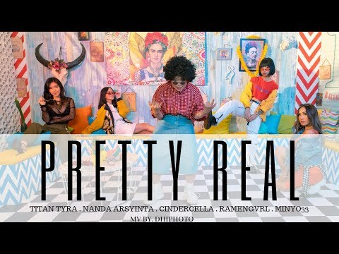 PRETTY REAL (Official MV)