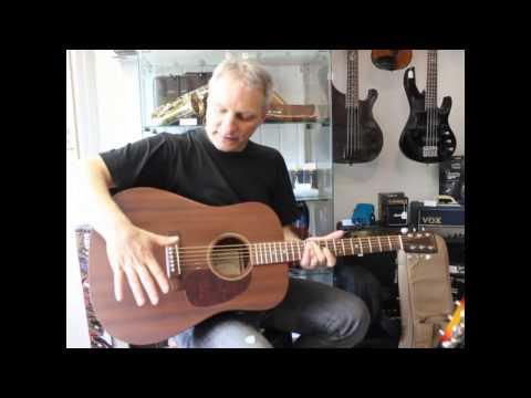 Guitar Review: Martin D-15