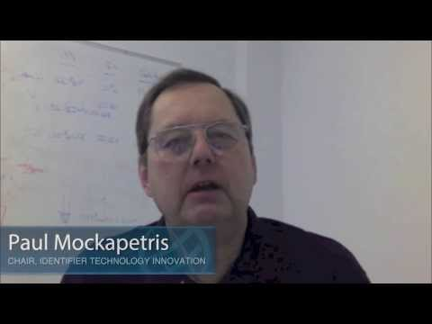 Paul Mockapetris on Identifier Technology Innovation | 11 Feb 2014