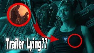 How the Avengers 4 Trailer is LYING to Fans | Avengers Endgame News