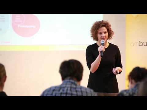 ambuzzador #academy Trainerin: Sabine Hoffmann