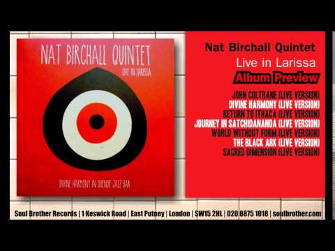 Nat Birchall - Live In Larissa album preview online metal music video by NAT BIRCHALL