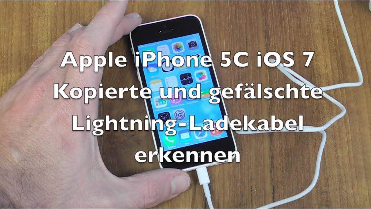 gefälschtes iphone 7 erkennen vergleich