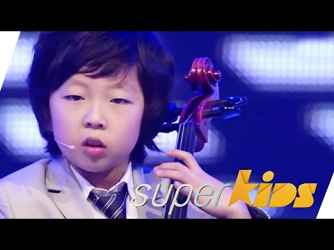 Amazing kids orchestra plays