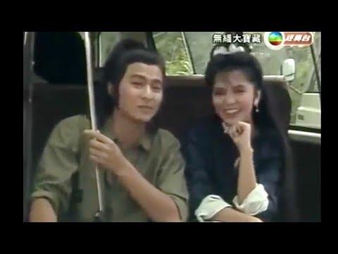 劉德華陳玉蓮 1983年接受訪問 說笑猶如真情侶 諦造神鵰俠侶劇集經典 (Interview with Andy Lau & Idy Chan)