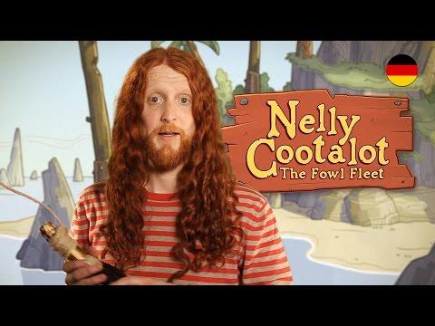 Nelly Cootalot: The Fowl Fleet - Launch Trailer - Deutsch