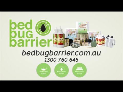 Bed Bug Barrier TV Commercial