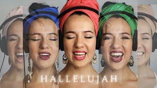 Carina La Dulce - Hallelujah - Acapella Cover in Ethnic Style