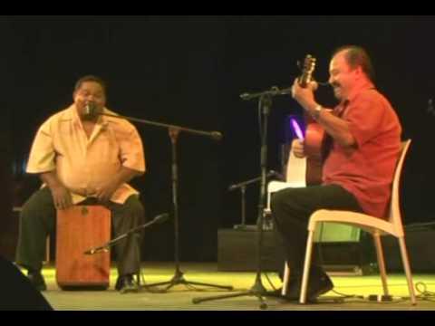 III Tributo a la Musica Criolla -- Arturo Cavero -- Tu perdicion - www.deporcentro.com