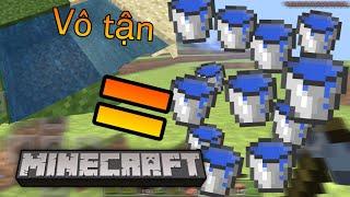 TOP 5 THỨ LUÔN VÔ TẬN TRONG MINECRAFT !! Minecraft Không Giới Hạn !