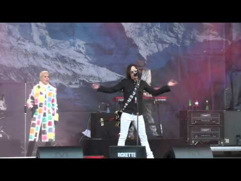 Baixar Roxette - Listen to your heart / The Look (Live at SnowpenAir 2013)