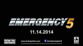 Emergency 5 - Cinematic Trailer