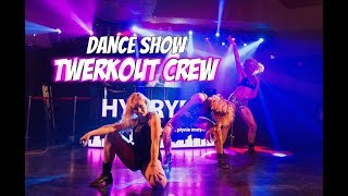 Jax Jones - Instruction ft. Demi Lovato, Stefflon Don - YouTube | Twerkout Crew Dance Show - YouTube