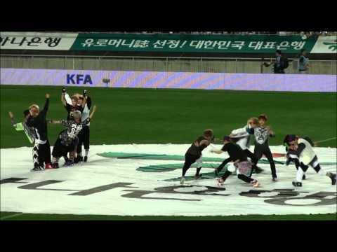 [HD]130814 EXO(엑소) 늑대와 미녀(Wolf)@Suwon Worldcup Stadium