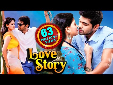 LOVE STORY (2017) South Indian Hindi Dubbed Romantic ...