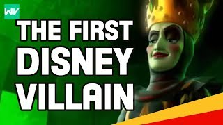 Vor: The Supposed First Disney Villain | Discovering Disney