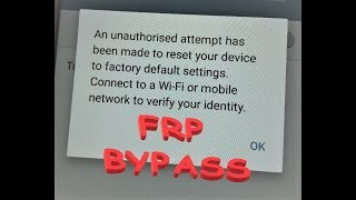 How to Bypass the Google FRP lock (WITHOUT SOFTWARE OR OTG CABLE