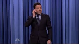 Jimmy Fallon Calls His Parents