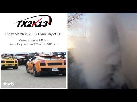 TX2K13 is Coming!!!!