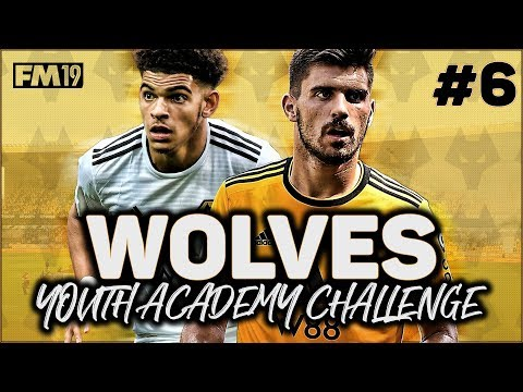 WOLVES YOUTH ACADEMY CHALLENGE #6: FACING THE SACK - FOOTBALL MANAGER 2019
