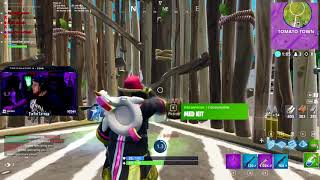 Tfue React To People Playing With Mouse & Keyboard On PS4 in the 500 000$ Fortnite Tournament!