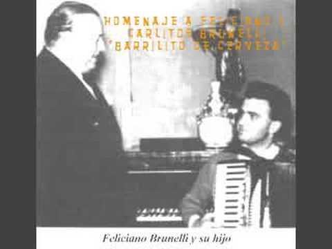 BARRILITO DE CERVEZA(ROSAMUNDA)-FELICIANO Y CARLITOS BRUNELLI